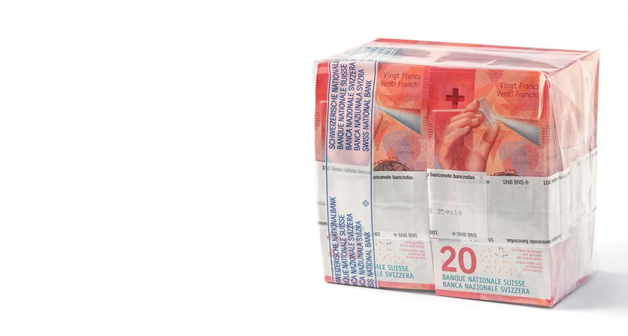 Will these be the last new banknotes? | UBS Switzerland
