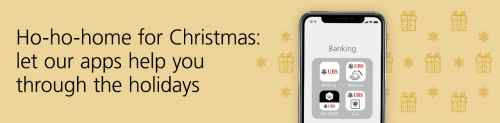 Enjoy a stress-free Christmas season with our apps