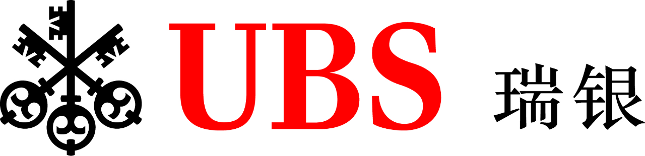 UBS logo, to home page