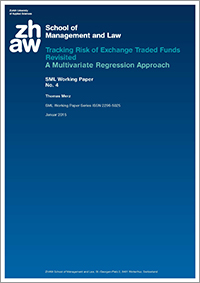 Tracking Risk of Exchange Traded Funds Revisited