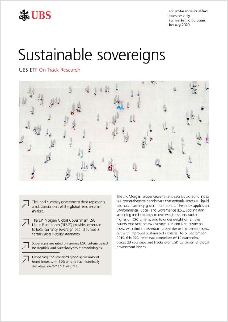Sustainable sovereigns